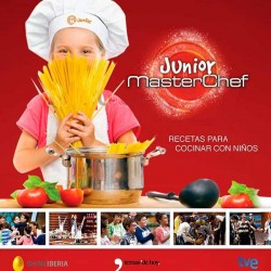 El libro de MasterChef Junior 2014