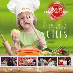 El libro de MasterChef Junior 2015