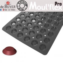 Molde mini tartitas Moul Flex Pro 60x40 de De Buyer