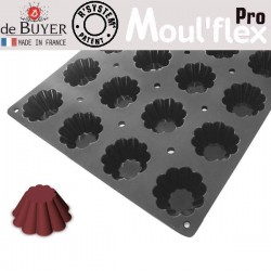 Molde mini brioche Moul Flex Pro 60x40 de De Buyer