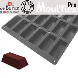 Molde mini cakes Moul Flex Pro GN 1/1 de De Buyer