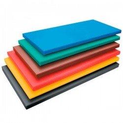 Tabla de corte en polietileno HD de colores