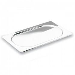 Tapas de acero planas para cubetas Gastronorm
