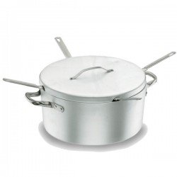 Cacerola con 4 coladores Chef Aluminio de Lacor