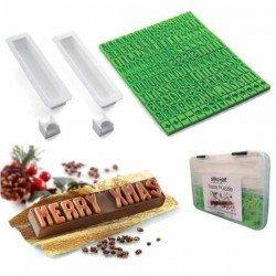 kit Taste Puzzle de Silikomart Profesional