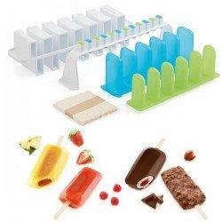 L'italiano de Silikomart molde para helados de 2 sabores