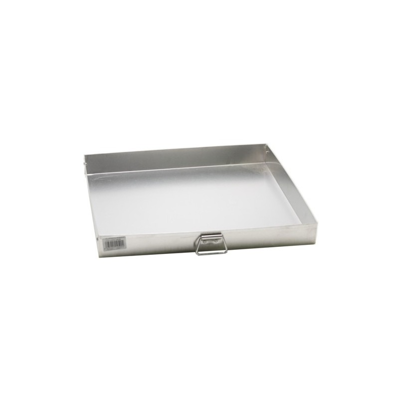 Bandeja de aluminio para el horno