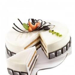 Molde redondo para tartas TortaFlex de Silikomart