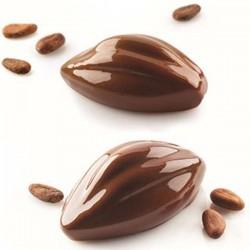 Molde Cacao 120 CurveFlex y corta pastas de Silikomart