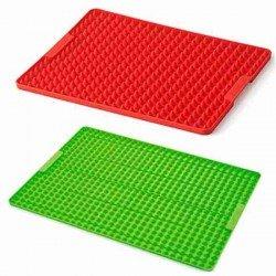Tapete silicona Crispi Mat rectangular de...