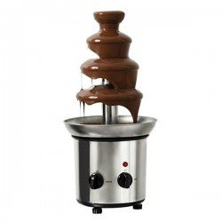 Fuente fondue de chocolate Pujadas