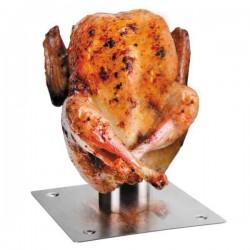Asador pollo porta especias para horno