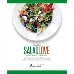 Salad Love pasión por las ensaladas de David Bez