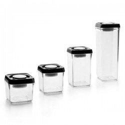 Envases al vacío apilables de Ibili