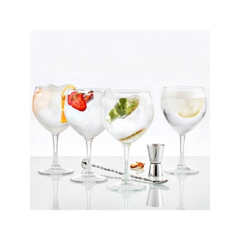 Kit Gin Tonic para 6 personas Ibili