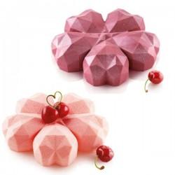 Molde Sakura Origami 600 TortaFlex de Silikomart
