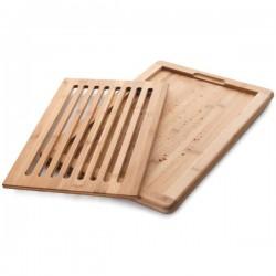 Tabla para cortar pan de bambú Lacor