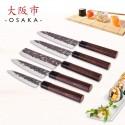 Cuchillo verduras Osaka 3 Claveles