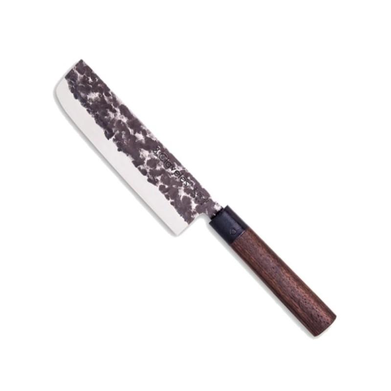 Cuchillo Usuba Osaka de 3 Claveles