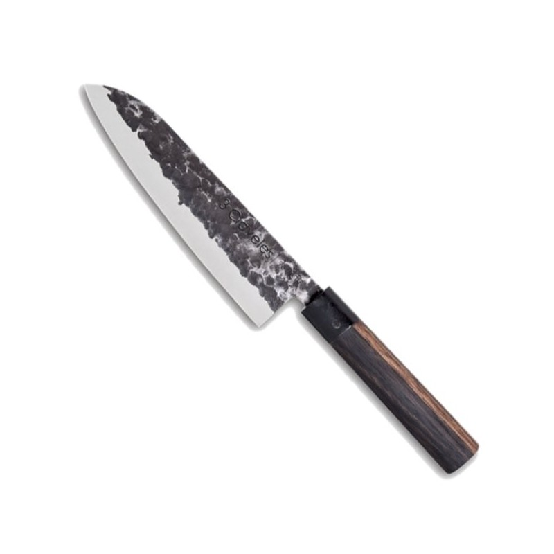 Cuchillo Santoku Osaka de 3 Claveles