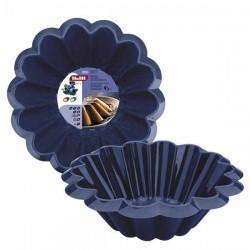 Molde de silicona para flanes de 22 cm, Ibili