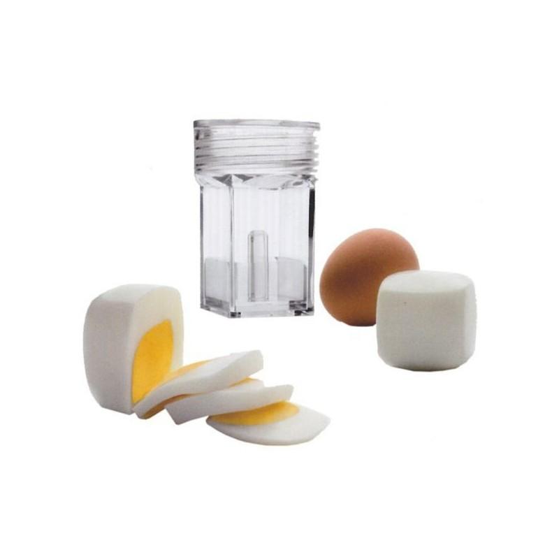 Molde para hacer huevos cuadrados