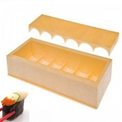 Molde para sushi Gunkan de Ibili