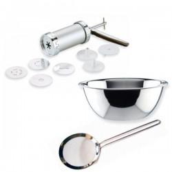 Kit para hacer churros de Ilsa