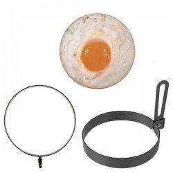 Molde redondo huevo frito Moka de Ibili