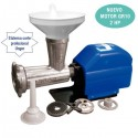Picadora embutidora 06373 sistema Unger 2HP de Garhe