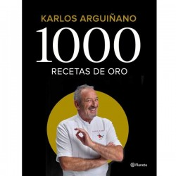 1000 recetas de oro de Karlos Arguiñano
