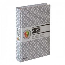 Sushi de Kimiko Barber y Hiroki Takemura