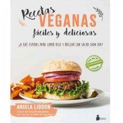 Recetas veganas fáciles y deliciosas de Agela Liddon