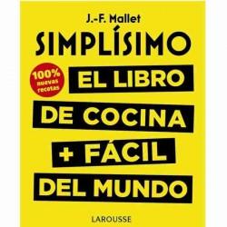 Simplísimo. El libro de cocina + fácil del mundo.