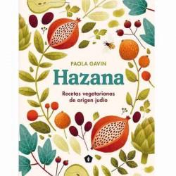 Hazana: Recetas vegetarianas de origen judío de...
