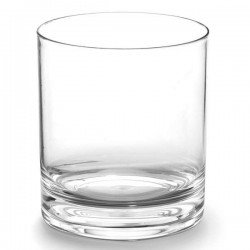 Set 6 vasos whisky 400 ml de tritán Lacor
