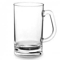 Set 6 garras Tritan de 500 ml de cerveza Lacor