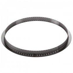 Kit Tarte Ring Round Ø230 mm Silikomart Professional