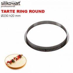 Tarte Ring Round Ø230 mm Silikomart Professional