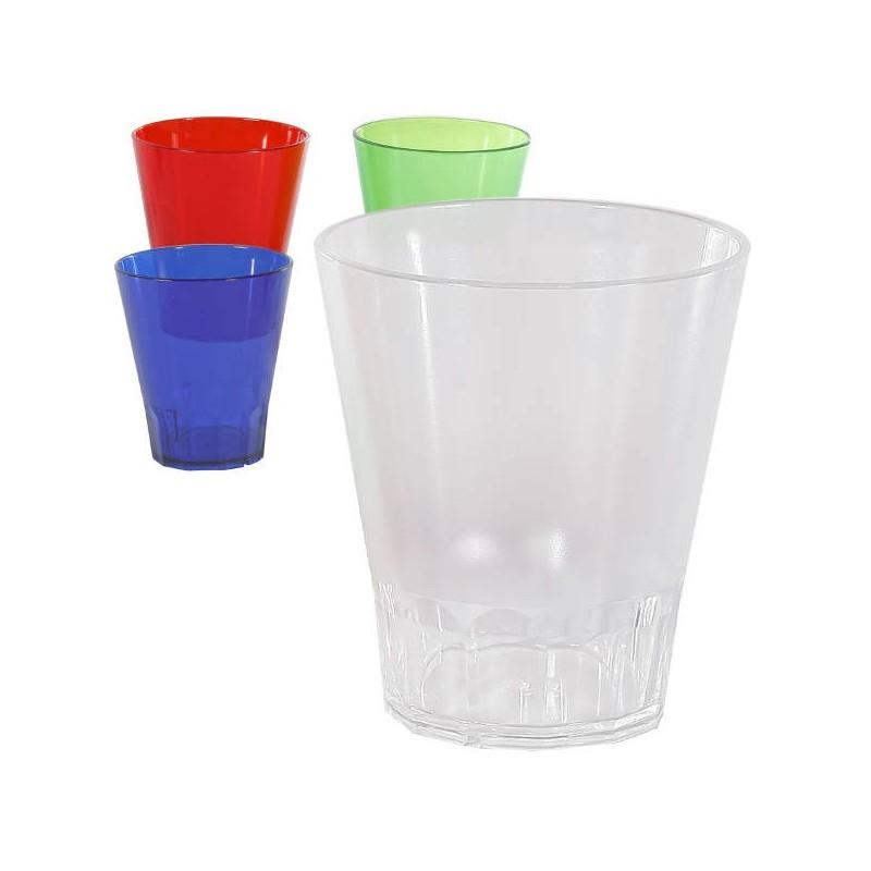 Vasos de policarbonato de 300 ml