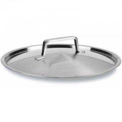 Tapa de acero inox serie Foodie de Lacor