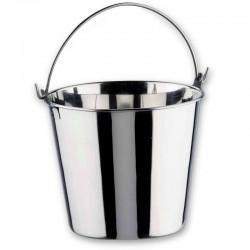 Cubo de acero inox Garinox