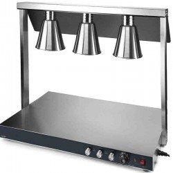 Calentador eléctrico Buffet Triple 69563 de Lacor