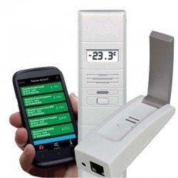 Pack termómetro Connect Pro + sensor