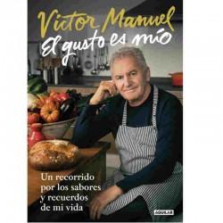 El gusto es mío. Victor Manuel