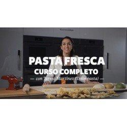 Curso online completo de Pasta Fresca con...