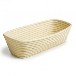 Banneton molde para pan rectangular