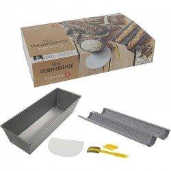 Pack para hacer panes HomeMadeBread De Buyer