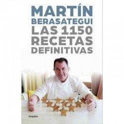 Las 1150 recetas definitivas, Martín Berasategui