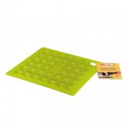 Salvamanteles de silicona y salvamanos 25x25 cm...